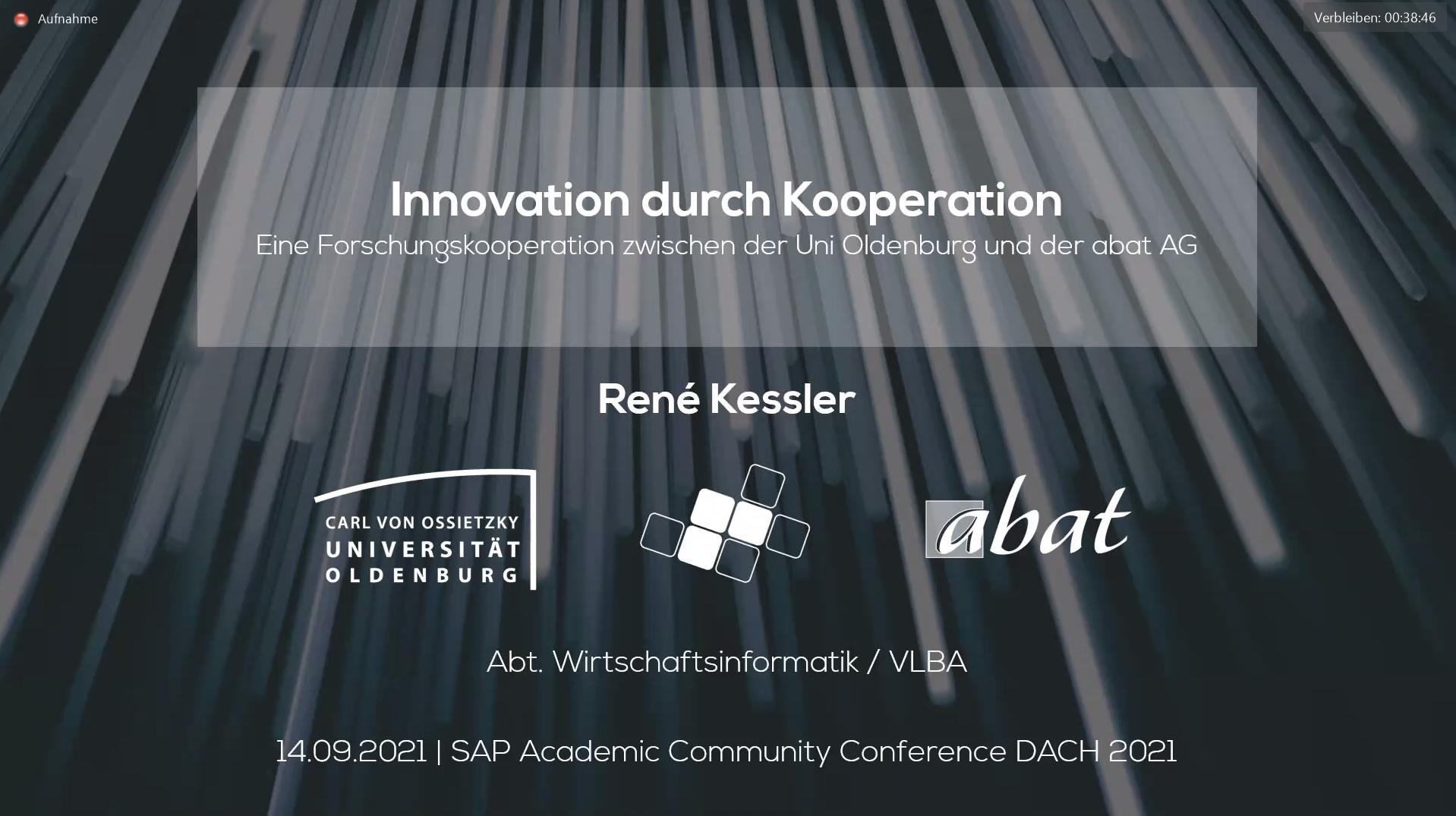 SAP - Vortrag - 1